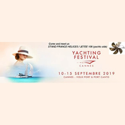 Cannes Yachting Festival di Cannes 2019